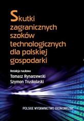 Skutki zagranicznych szoków technologicznych dla polskiej gospodarki