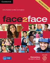 Face2face Elementary Student's Book with CD A1-A2