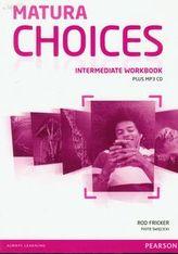 Matura Choices Intermediate Workbook + CDMP