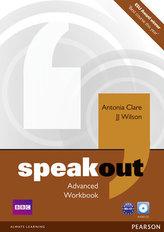 Speakout Advanced Workbook + CD