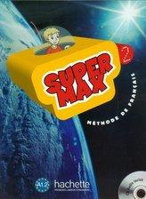 Super Max 2 Podręcznik z płytą CD