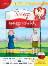 Księga małego patrioty Kolorowanka + CD