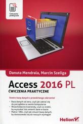 Access 2016 PL Ćwiczenia praktyczne