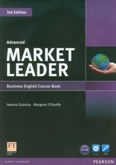 Market Leader Advanced Business English Course Book + DVD