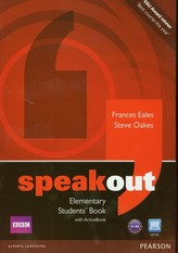 Speakout Elementary Students' Book + DVD