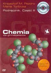 Chemia dla gimnazjalistów Podręcznik Część 3 z płytą DVD