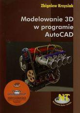 Modelowanie 3D w programie autoCad z płytą CD