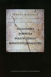 Anglosaska formuła politycznego konstytucjonalizmu