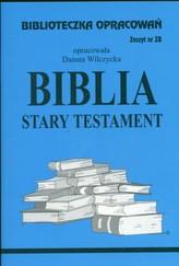 Biblioteczka Opracowań Biblia Stary Testament