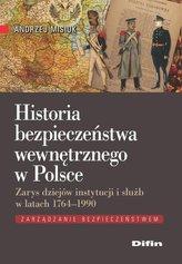 Historia bezpieczeństwa wewnętrznego w Polsce