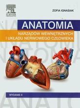 Anatomia narządów wewnętrznych i układu nerwowego człowieka