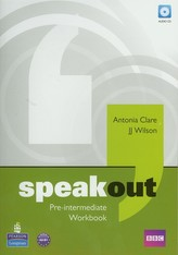Speakout Pre-Intermediate Workbook + CD