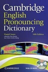 Cambridge English Pronouncing Dictionary + CD