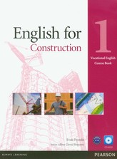 English for construction 1 vocational english course book with CD-ROM