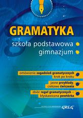 Gramatyka w szkole podstawowej i w gimnazjum