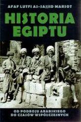 Historia Egiptu. Od podboju arabskiego do czasów współczesnych