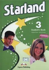 Starland 3 Students book+eBook. Język angielski Podęcznik