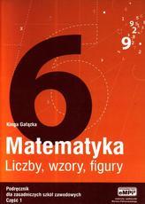 Matematyka. Zasadnicza szkoła zawodowa, część 1. Podręcznik