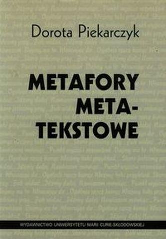 Metafory metatekstowe