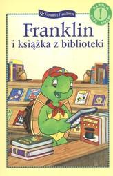Franklin i książka z biblioteki