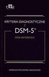 Kryteria diagnostyczne z DSM-5