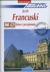 Język francuski łatwo i przyjemnie + 4 CD