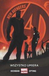 New Avengers Wszystko umiera