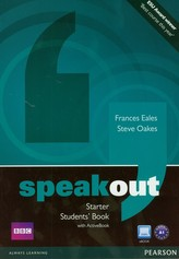 Speakout Starter Students' Book + DVD