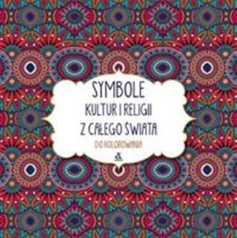 Symbole kultur i religii z całego świata do kolorowania