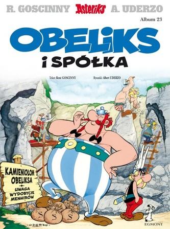 Asteriks Obeliks i spółka Tom 23