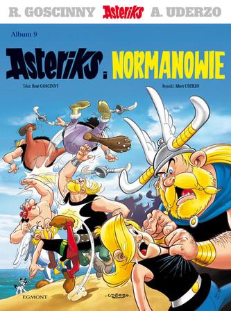 Asteriks i Normanowie Tom 9