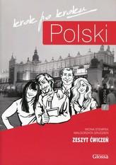 Polski krok po kroku Zeszyt ćwiczeń z płytą CD Poziom 1