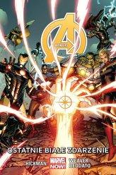 Avengers - Ostatnie białe zdarzenie, Tom 2