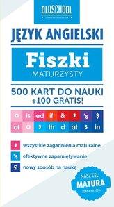 Język angielski Fiszki maturzysty. 500 kart do nauki + 100 gratis
