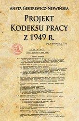 Projekt Kodeksu pracy z 1949 r.