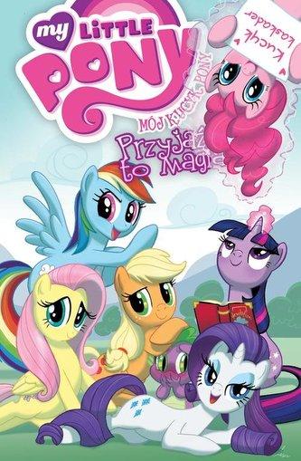 Mój Kucyk Pony Przyjaźń to magia Tom 2