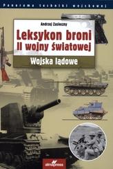Leksykon broni II wojny światowej.