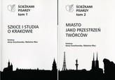 Ścieżkami pisarzy Tom 1-2
