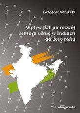 Wpływ ICT na rozwój sektora usług w Indiach do 2010 roku