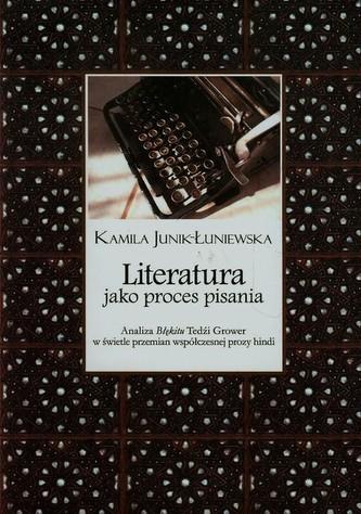 Literatura jako proces pisania
