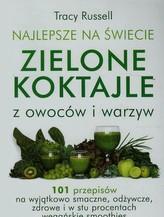 Najlepsze na świecie zielone koktajle z owoców i warzyw