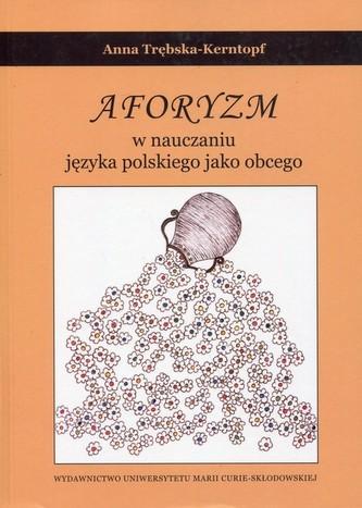 Aforyzm w nauczaniu języka polskiego jako obcego