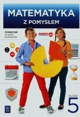 Matematyka z pomysłem 5 Podręcznik