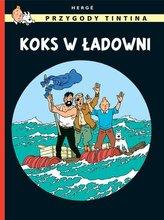 Przygody Tintina Tom 19 Koks w ładowni