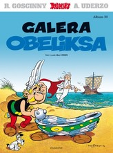 Asteriks Galera Obeliksa Tom 30