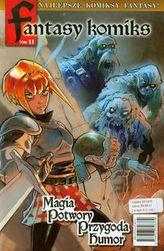 Fantasy Komiks Tom 11