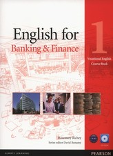 English for Banking & Finance 1 Course Book + CD