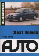 Seat Toledo Obsługa i naprawa