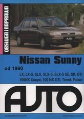 Nissan Sunny Obsługa i naprawa