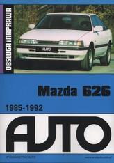 Mazda 626 Obsługa i naprawa